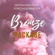 Digitalisera dina företagstjänster BronzePaket