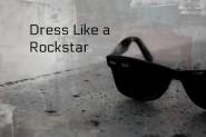 Dress Like A Rockstar- paket 1