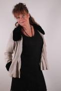 Lillyklänning svart