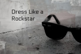 Dress Like A Rockstar- paket 1 - Dress Like A Rockstar INTRO PAKET 1