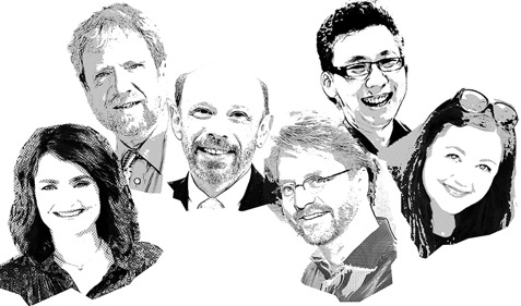 K. Anders Ericsson, Bruce Wampold, Daryl Chow, Birigit Valla, Scott D. Miller, Susanne Bargmann