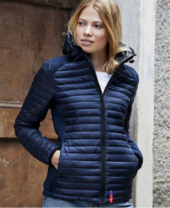 HOODED ASPEN CROSSOVER L - Navy S