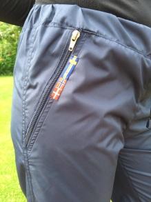 Equum Stable Pants Sport - Navy blue UNI L