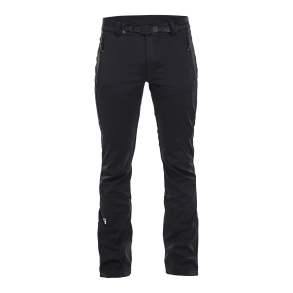 Herr Crost Softshell Pants - Black S