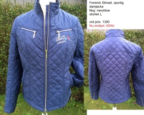 StepJ Collection - navy blue storlek L