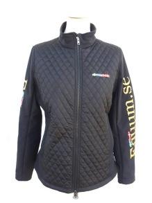 Montex Jacket - grund design svart