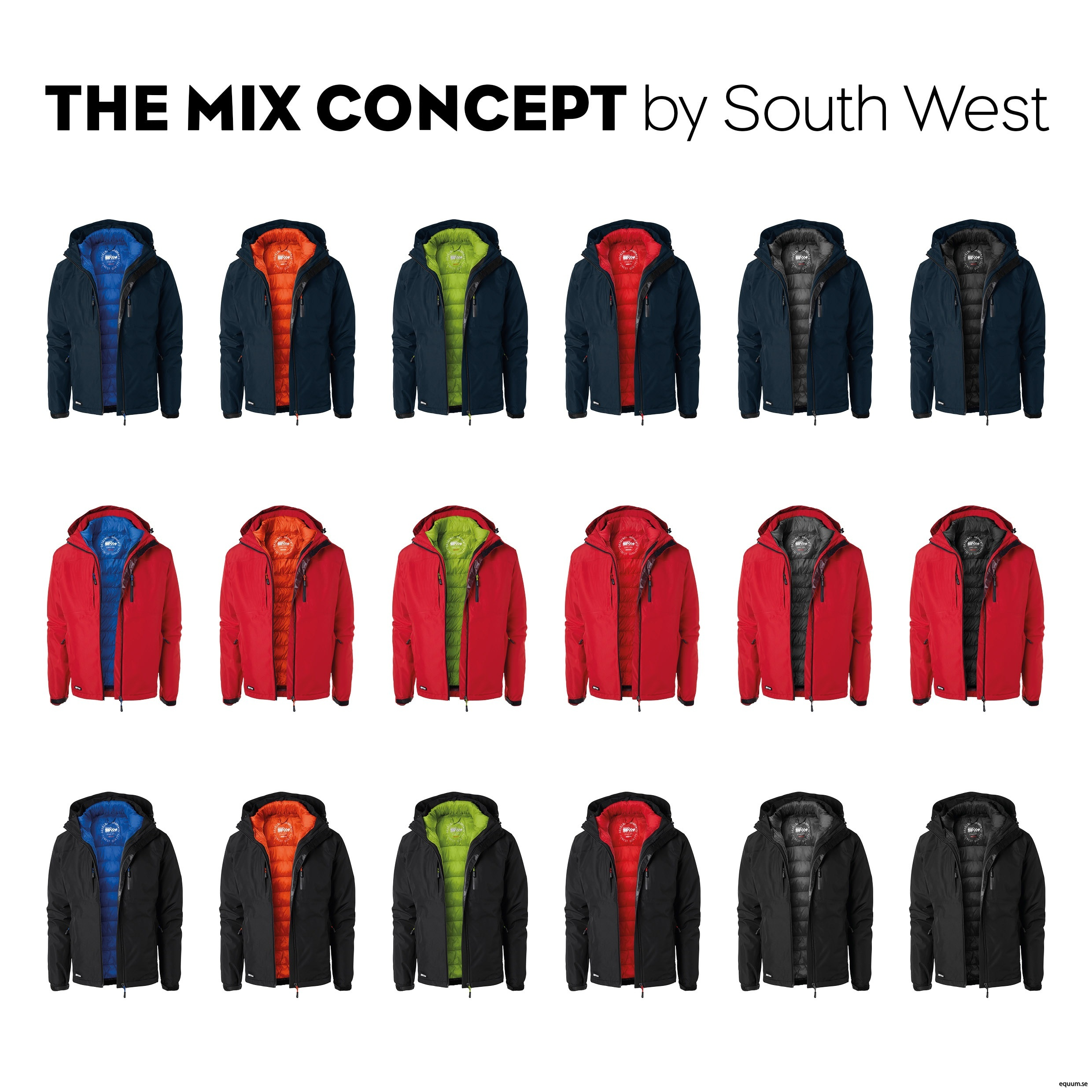 Mix by Sauth West