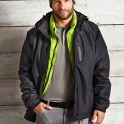632 Shell jacket Ames