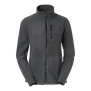 425 Fleece zip Alma - Graphite 3XL