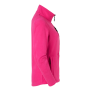 425 Fleece zip Alma - Cerise L