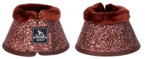 Glitterboots/brun - PONNY