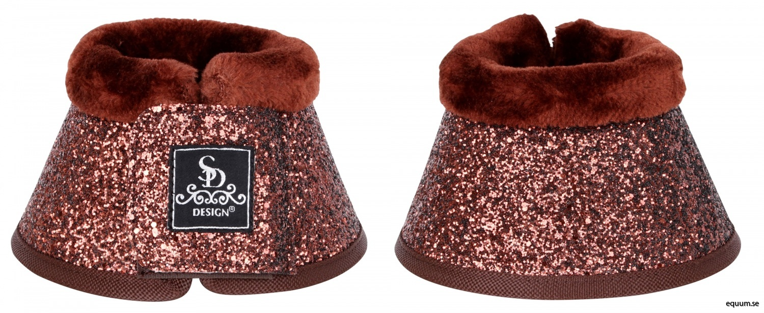 O-216-SD-Glitter-bell-boots-brown