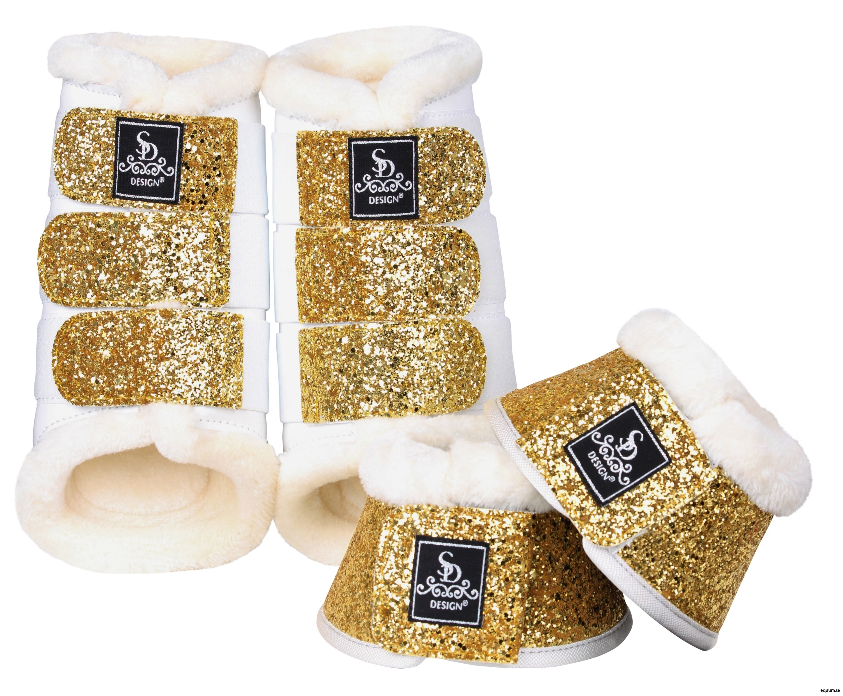 SD-gold-glitter-tendon-and-bell-boots-1