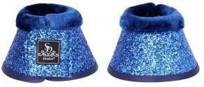 Glitterboots/mörkblå - PONNY