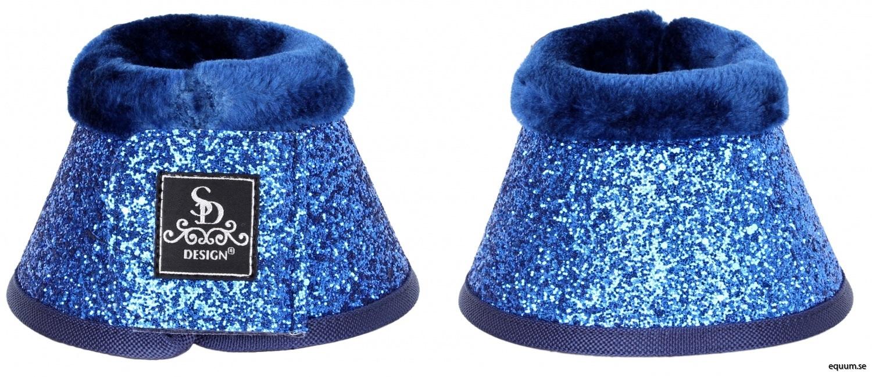 O-215-SD-Glitter-bell-boots-navy