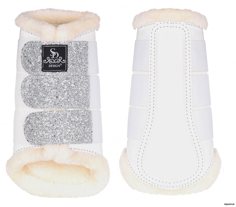 O-221-SD-Glitter-tendon-boots-white-silver