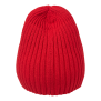 Beanie cotto - Red