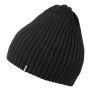 Beanie cotto - Black