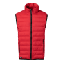631 Vest Ames padded - Red 3XL