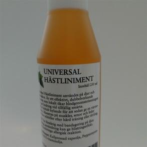 UNIVERSAL HÄSTLINIMENT, innehåll 250 ml - 250ml