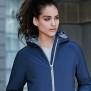 TJ9651 womens jacket - Navy (lightgrey) 3XL