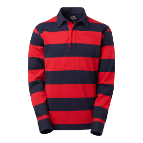 354 Wales Ms Rugby - Red/Navy S