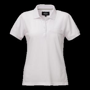 324 Patsy Ladies' polo - White XL