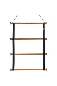 Basic Stable Hanger - 4 bars black