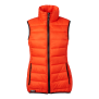 634S Vest Ames padded Or - SPICY OR S