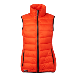 634S Vest Ames padded Or - SPICY OR XS