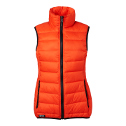 634S Vest Ames padded Or