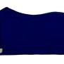 Exklusiv Fleecetäcke Custom Made - Navy Blue
