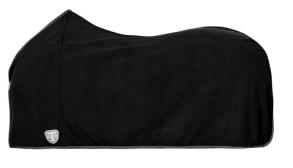 Exklusiv Fleecetäcke - Svart