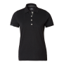 326 Wera Polo lds - Black/Grey 2XL