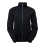 228 Lucy Zip collar - Black/Grey 2XL