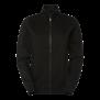 228 Lucy Zip collar - Black 2XL