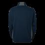 227 Lincoln Zip Coll - Navy/Grey 2XL