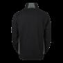 227 Lincoln Zip Coll - Black/Grey XL