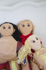 Lotta - three dolls package