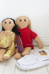 Lotta - Two dolls package