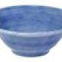 Mateus- Bowl Flower shape 200cl - Bowl flower 200cl Light Blue