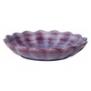 Mateus- Oyster Bowl Large - Mateus oyster  purple