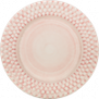 Mateus- Bubble Plate 28cm - mateus bubble plate 28 light pink