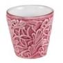Mateus- Lace Mug 30cl - Mateus lace mug 30 cl pink