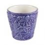 Mateus- Lace Mug 30cl - Mateus lace mug 30 cl Purple