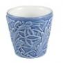 Mateus- Lace Mug 30cl - Mateus lace mug 30 cl light blue