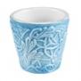 Mateus- Lace Mug 30cl - Mateus lace mug 30 cl turquise
