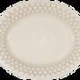 Mateus- Bubble Oval plate - mateu bubble oval platter 20 cm sand