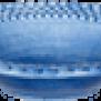 Mateus- Bubble Soup plate 25 cm - mateus bubble soup plate 25cm light blue