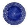 Mateus- Lace Platter 42 cm - Mateus- lace platter 42cm blue